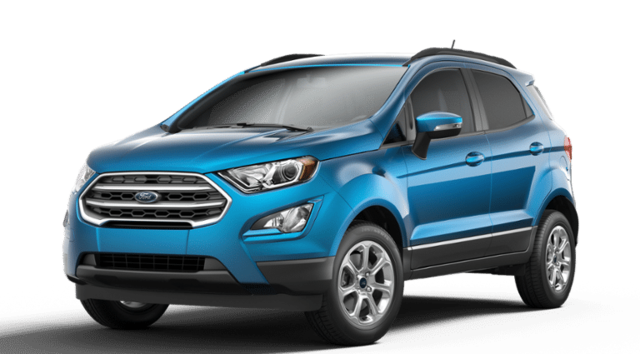 New 2019 Ford EcoSport SE SUV MAJ3S2GE4KC253964 for sale in Granger, IN